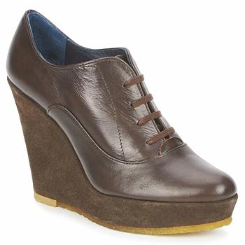 Παπούτσια Γυναίκα Χαμηλές Μπότες Castaner FUSTA Brown