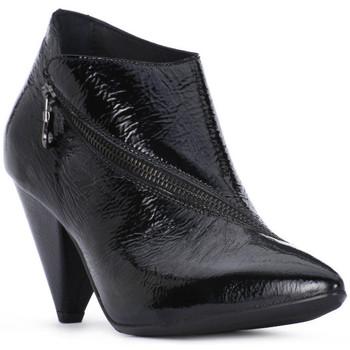 Μποτάκια/Low boots Juice Shoes NERO NAPLAK