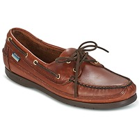 Παπούτσια Άνδρας Boat shoes Sebago SCHOONER Brown