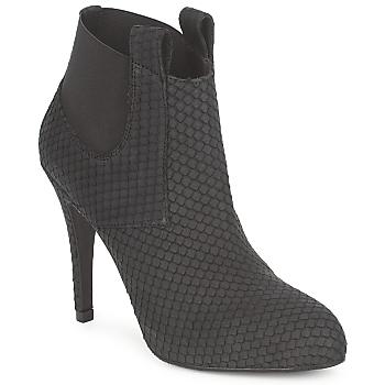 Παπούτσια Γυναίκα Μποτίνια Frida CASTRIL Black