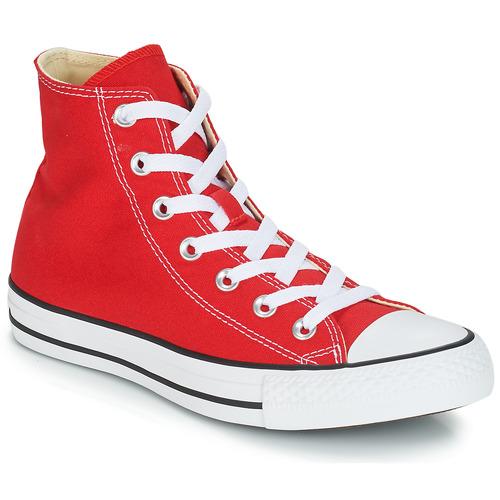 Παπούτσια Ψηλά Sneakers Converse CHUCK TAYLOR ALL STAR CORE HI Red