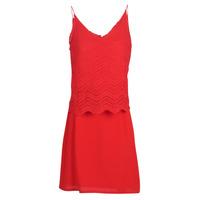 Υφασμάτινα Γυναίκα Κοντά Φορέματα Betty London KULIA Red