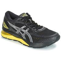 Παπούτσια Άνδρας Τρέξιμο Asics GEL-NIMBUS 21 Black / Yellow