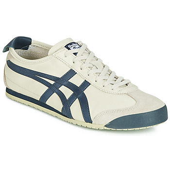 Παπούτσια Χαμηλά Sneakers Onitsuka Tiger MEXICO 66 LEATHER Beige / Μπλέ