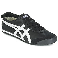 Παπούτσια Χαμηλά Sneakers Onitsuka Tiger MEXICO 66 LEATHER Black / Άσπρο