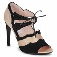 Παπούτσια Γυναίκα Σανδάλια / Πέδιλα Moschino MA1601 100-raso-nude-cane