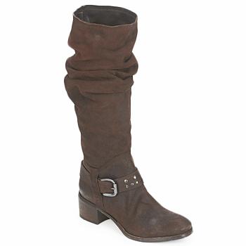 Παπούτσια Γυναίκα Μπότες για την πόλη Rew Dream HYGIE Brown