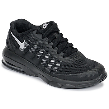 Παπούτσια Παιδί Χαμηλά Sneakers Nike AIR MAX INVIGOR PS Black / Grey