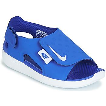Παπούτσια Αγόρι Σανδάλια / Πέδιλα Nike SUNRAY ADJUST 5 Μπλέ