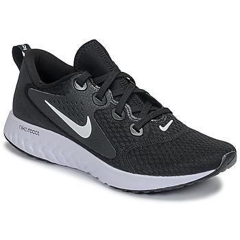 Παπούτσια Γυναίκα Τρέξιμο Nike REBEL REACT Black / Άσπρο