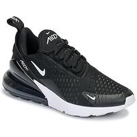 Παπούτσια Γυναίκα Χαμηλά Sneakers Nike AIR MAX 270 W Black / Άσπρο